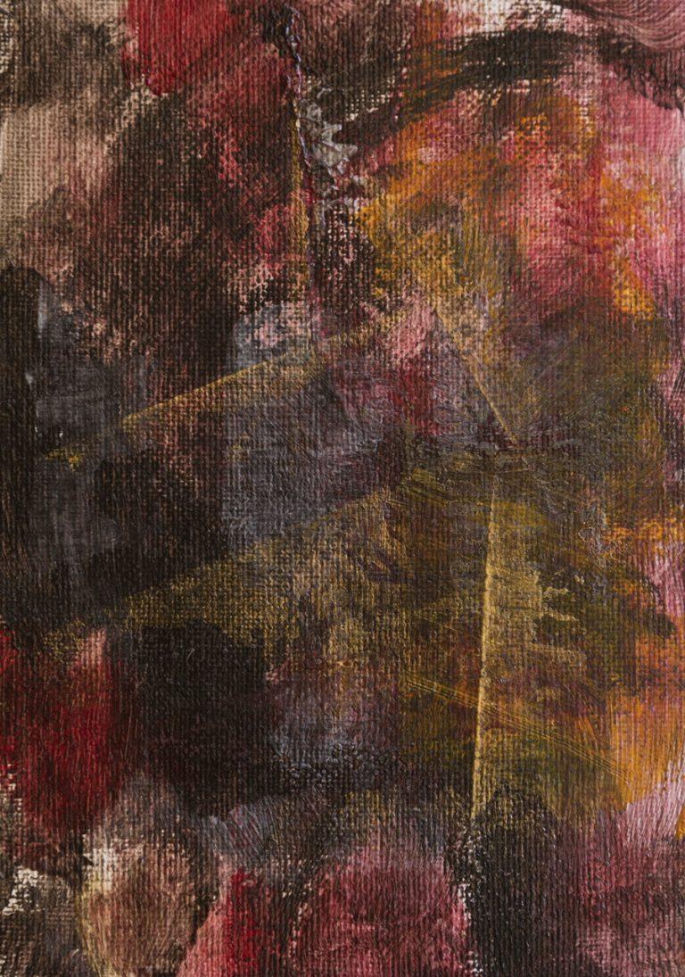04 13x18 cm acrilico su cartone telato